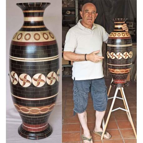 """""""Vaso legni vari"""" 1.951 pezzi artigianato sardo"""