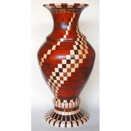 """""""Vaso a Mosaico"""" 932 pezzi artigianato sardo"""